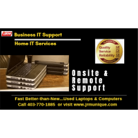 Quick IT Support & Computer Service including Network Maintenance.